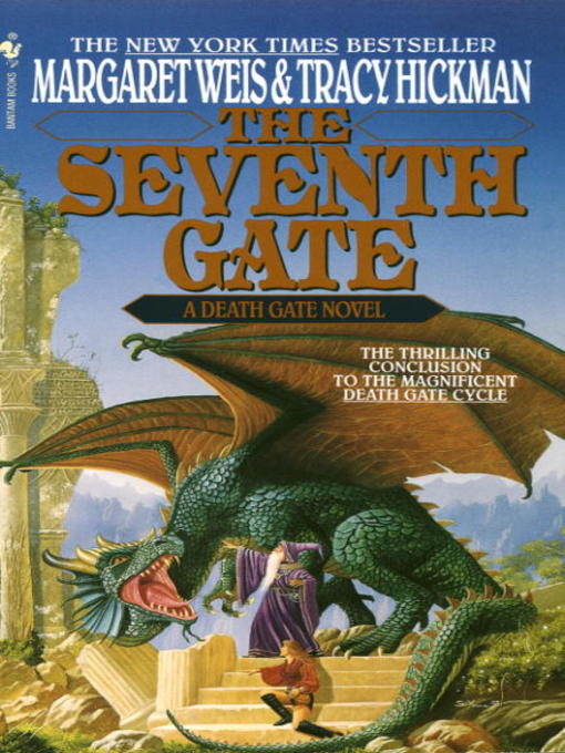 Title details for The Seventh Gate by Margaret Weis - Wait list