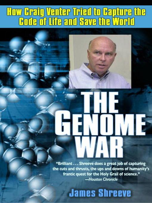 the genome war by j shreeve essay