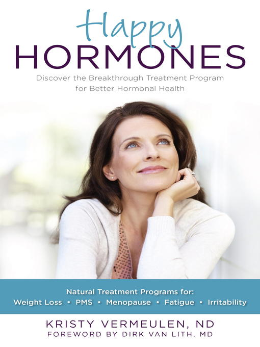 Title details for Happy Hormones by Kristy Vermeulen - Available