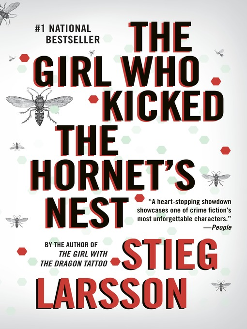 Title details for The Girl Who Kicked the Hornet's Nest by Stieg Larsson - Wait list