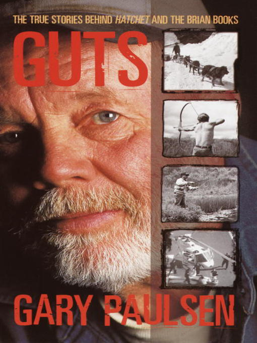 Title details for Guts by Gary Paulsen - Available