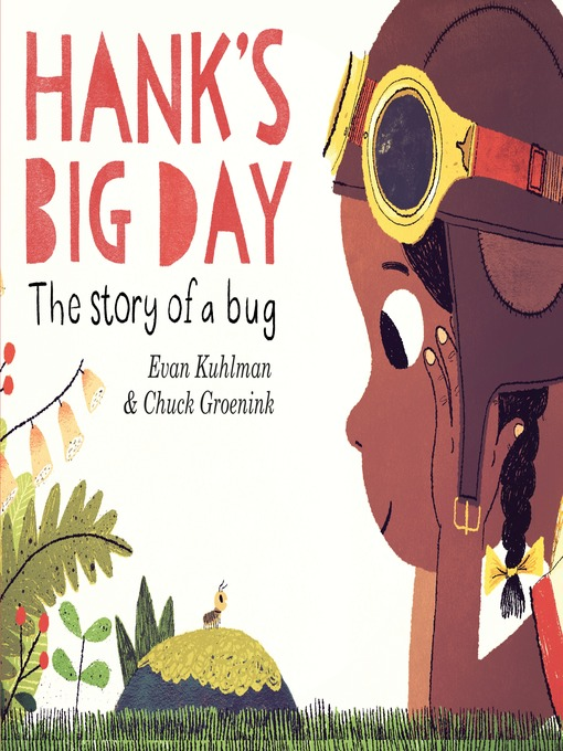 Cover of Hank's Big Day