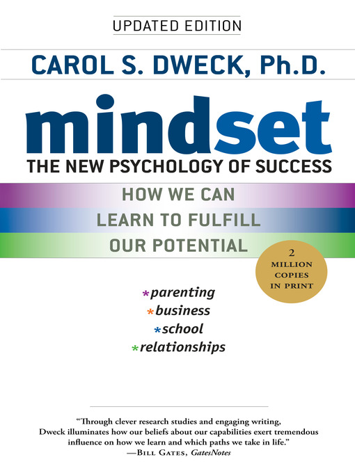 Title details for Mindset by Carol S. Dweck - Available