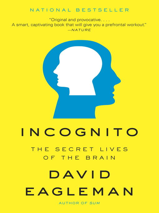 Title details for Incognito by David Eagleman - Available