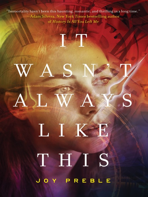 Title details for It Wasn't Always Like This by Joy Preble - Available