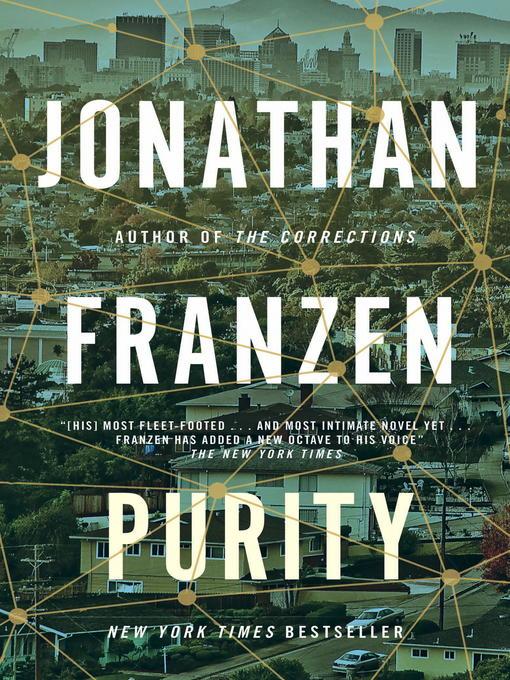 Détails du titre pour Purity par Jonathan Franzen - Disponible