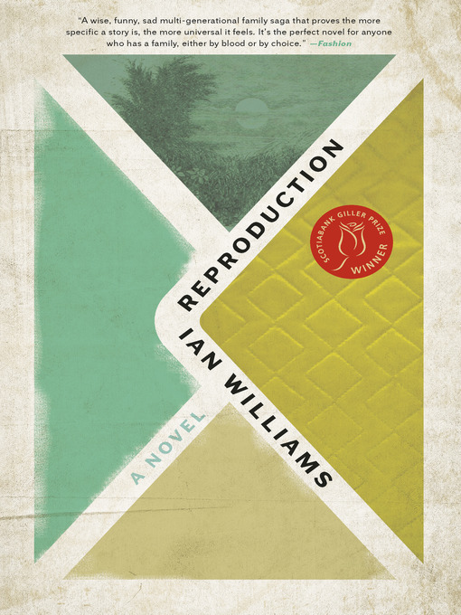 Title details for Reproduction by Ian Williams - Wait list