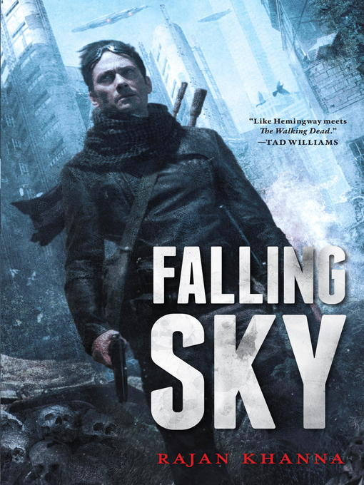 Title details for Falling Sky by Rajan Khanna - Available