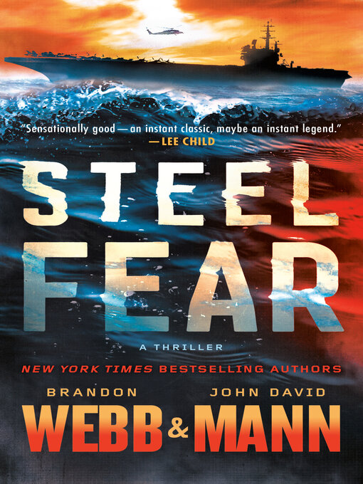 Title details for Steel Fear by Brandon Webb - Wait list