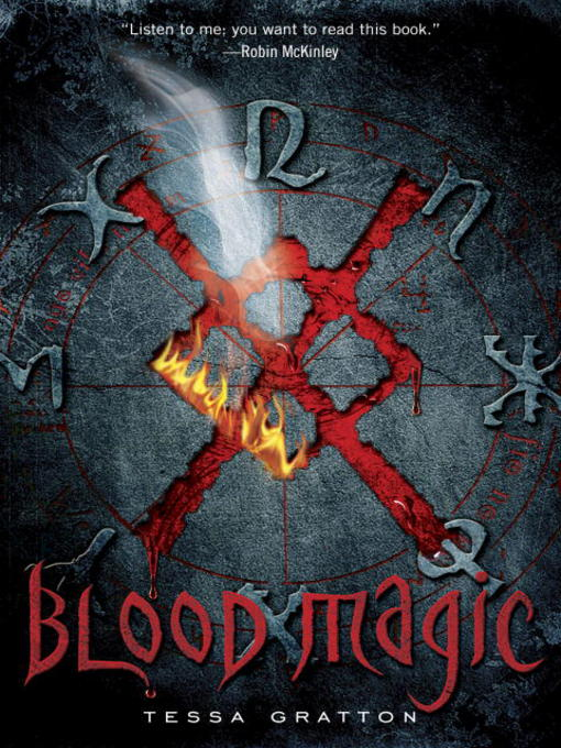 Title details for Blood Magic by Tessa Gratton - Available
