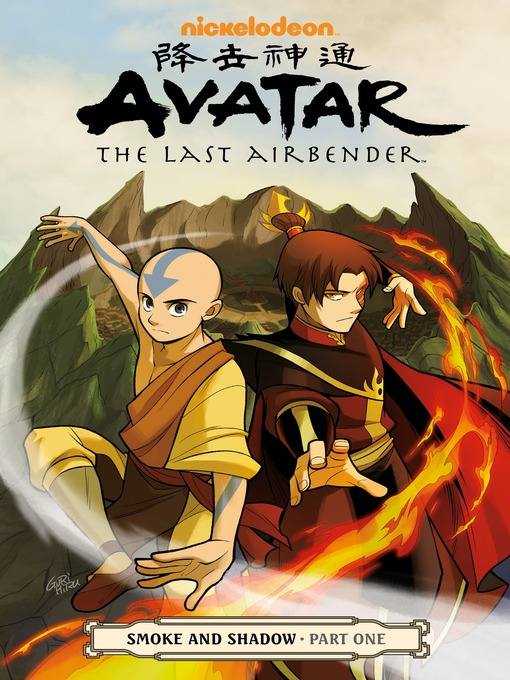 Title Details For Avatar The Last Airbender