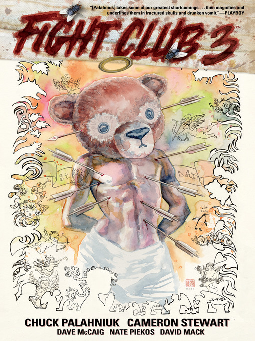 Title details for Fight Club 3 by Chuck Palahniuk - Available