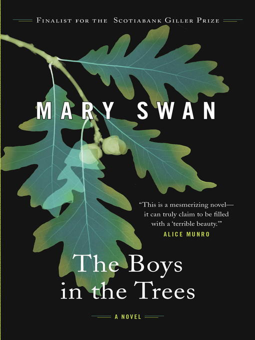 Title details for The Boys in the Trees by Mary Swan - Available