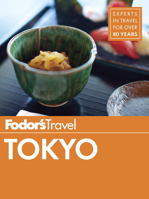 Title details for Fodor's Tokyo by Fodor's Travel Guides - Wait list