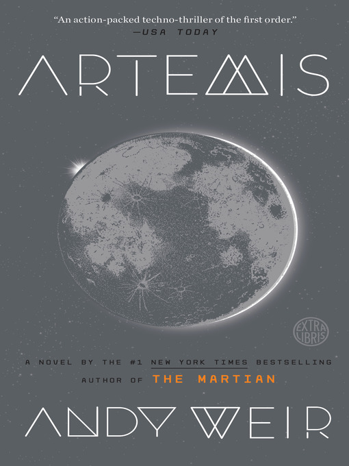 Title details for Artemis by Andy Weir - Wait list