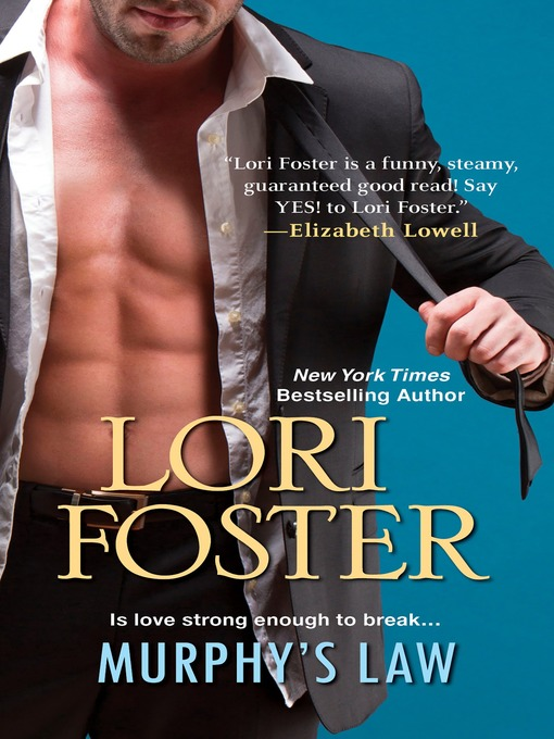 Title details for Murphy's Law by Lori Foster - Available