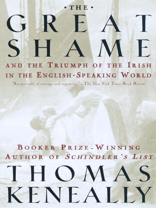Title details for The Great Shame by Thomas Keneally - Available