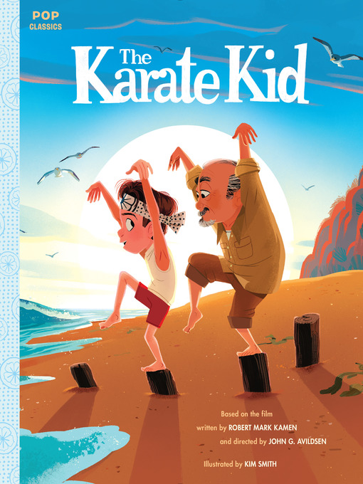 Title details for The Karate Kid by Kim Smith - Wait list