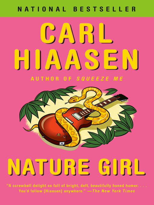 Title details for Nature Girl by Carl Hiaasen - Available