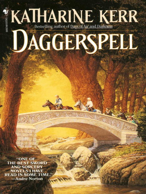 Title details for Daggerspell by Katharine Kerr - Available