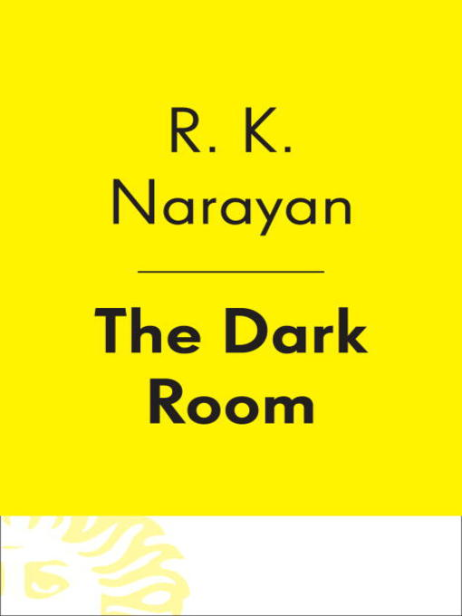 Cover of The Dark Room