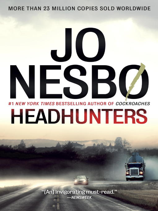 Title details for Headhunters by Jo Nesbo - Wait list