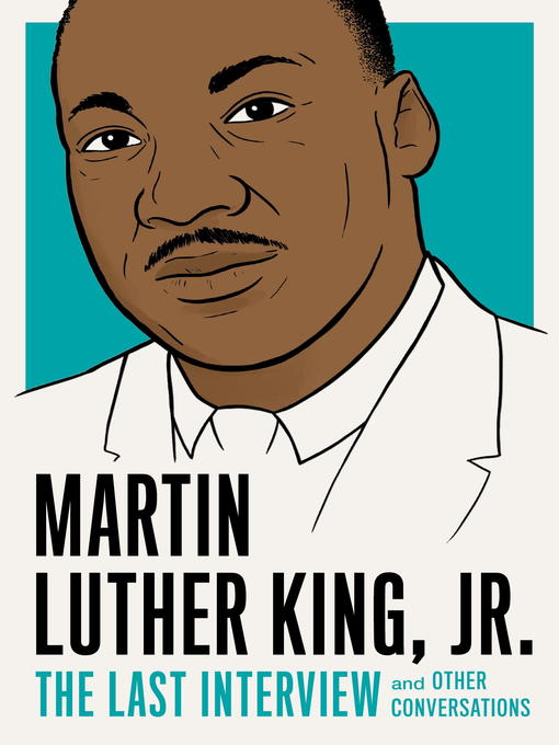 Title details for Martin Luther King, Jr. by Martin Luther King, Jr. - Available