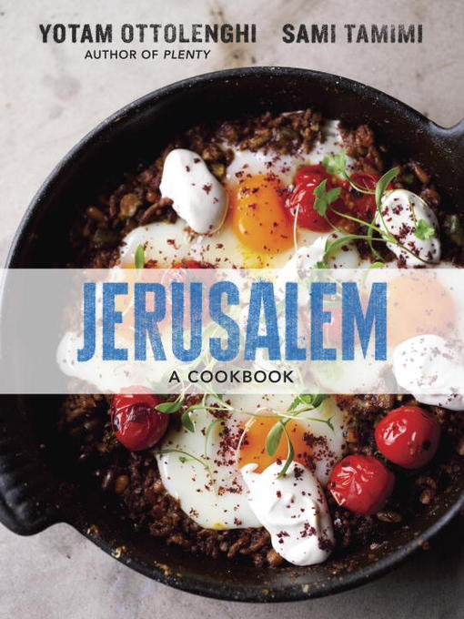 Title details for Jerusalem by Yotam Ottolenghi - Wait list