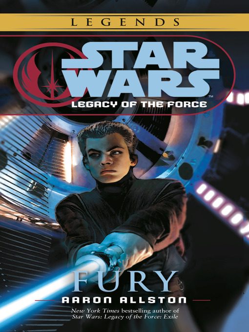 Title details for Fury by Aaron Allston - Wait list
