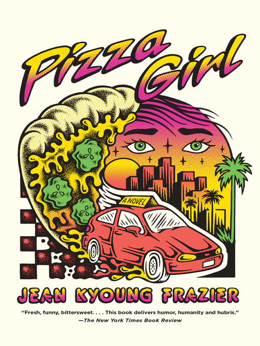 Pizza Girl Book Cover