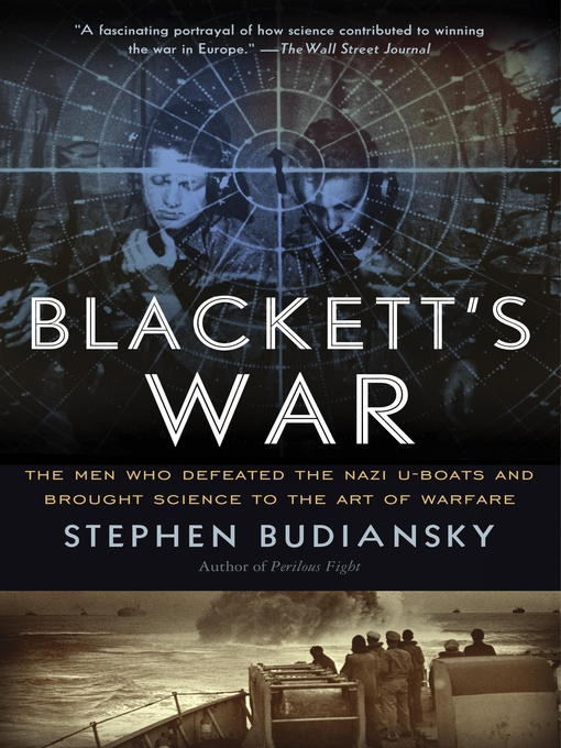 Cover of Blackett's War