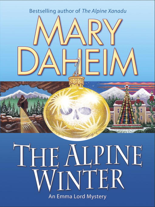 Title details for The Alpine Winter by Mary Daheim - Available