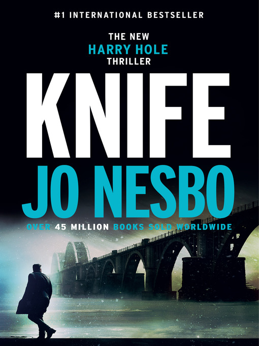 Title details for Knife by Jo Nesbo - Available