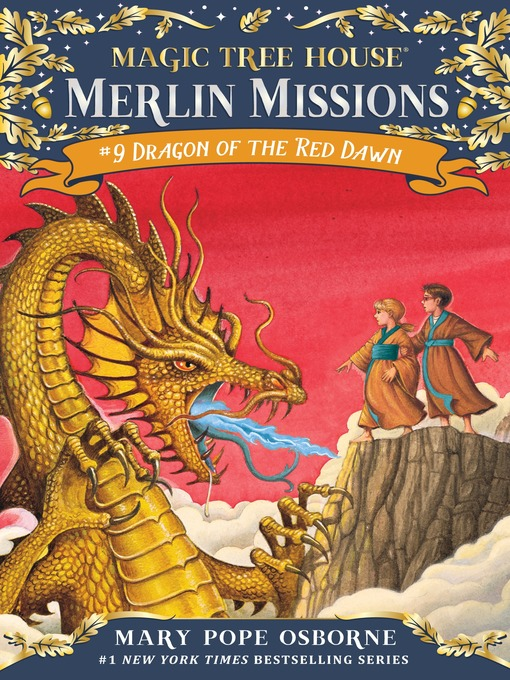 Title details for Dragon of the Red Dawn by Mary Pope Osborne - Available
