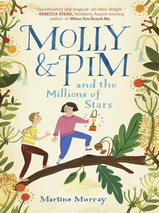 Cover of Molly & Pim and the Millions of Stars