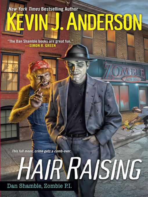 Title details for Hair Raising by Kevin J. Anderson - Available