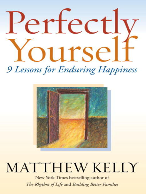 Cover of Perfectly Yourself