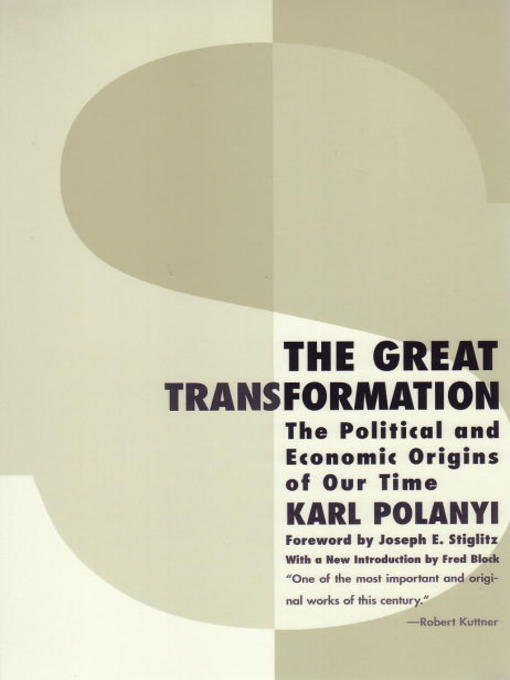 Title details for The Great Transformation by Karl Polanyi - Available