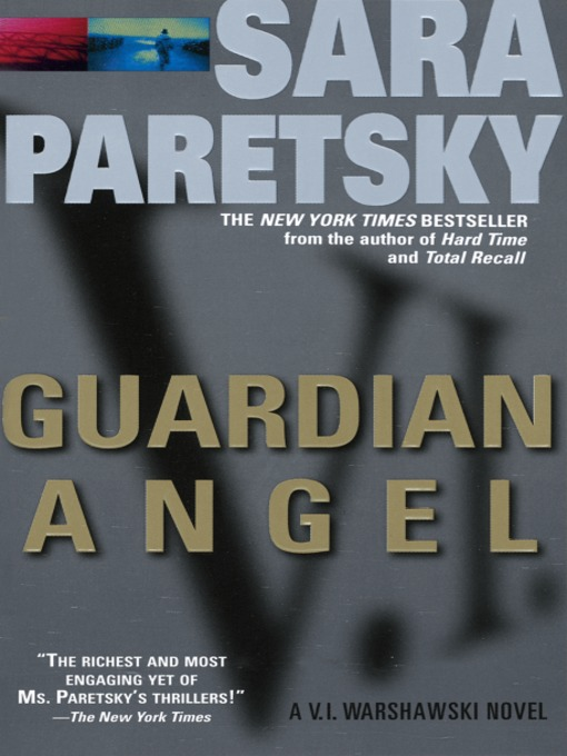Title details for Guardian Angel by Sara Paretsky - Wait list