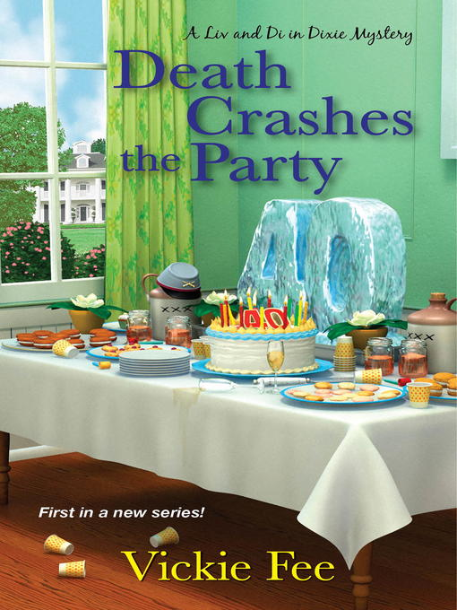 Title details for Death Crashes the Party by Vickie Fee - Available