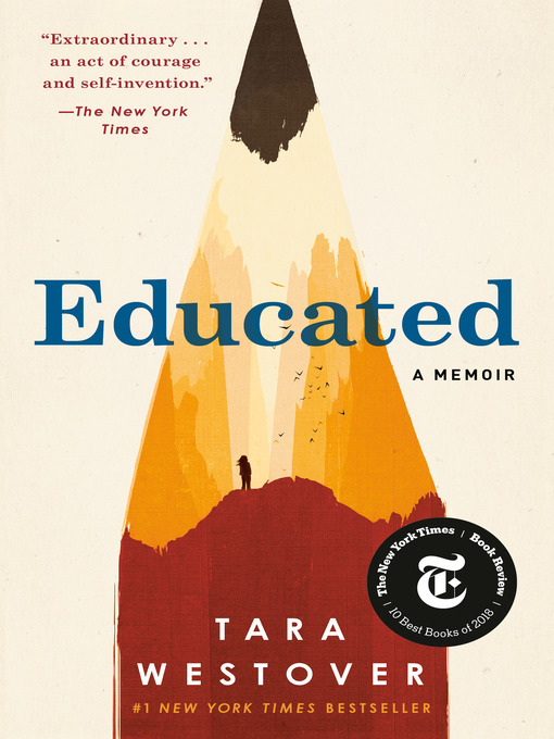 Cover image for book: Educated