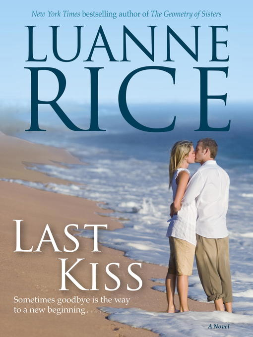 Title details for Last Kiss by Luanne Rice - Wait list
