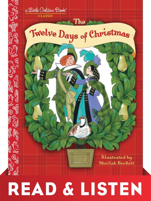 Cover of The Twelve Days of Christmas