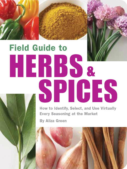 Field Guide to Herbs & Spices - OK Virtual Library - OverDrive