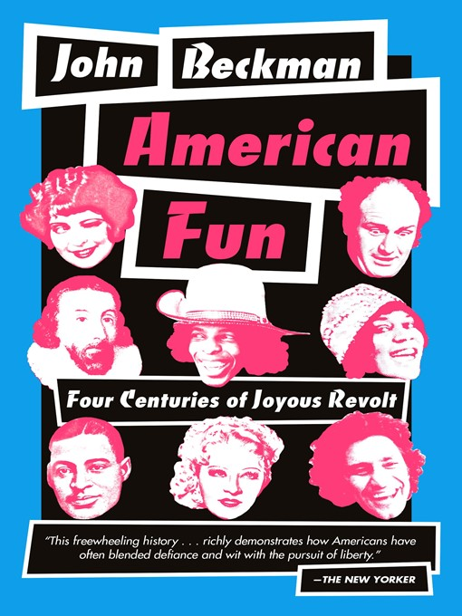 Title details for American Fun by John Beckman - Wait list