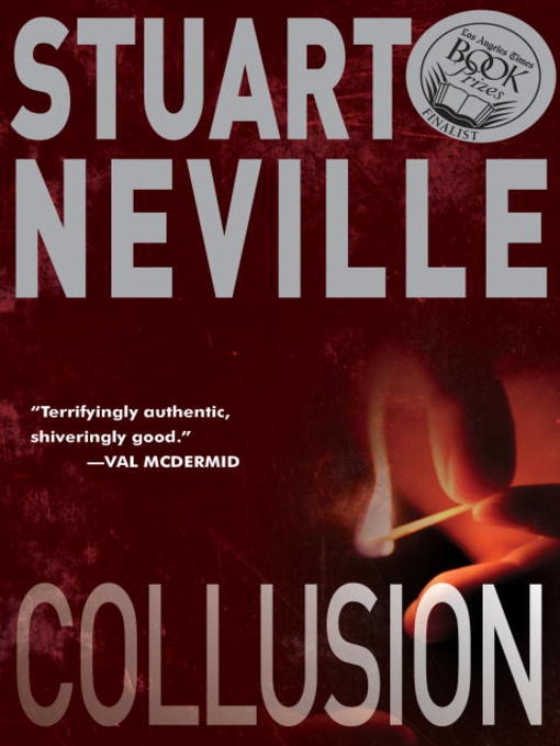 Title details for Collusion by Stuart Neville - Wait list