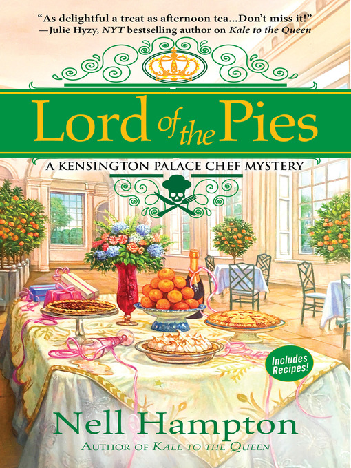 Title details for Lord of the Pies by Nell Hampton - Available