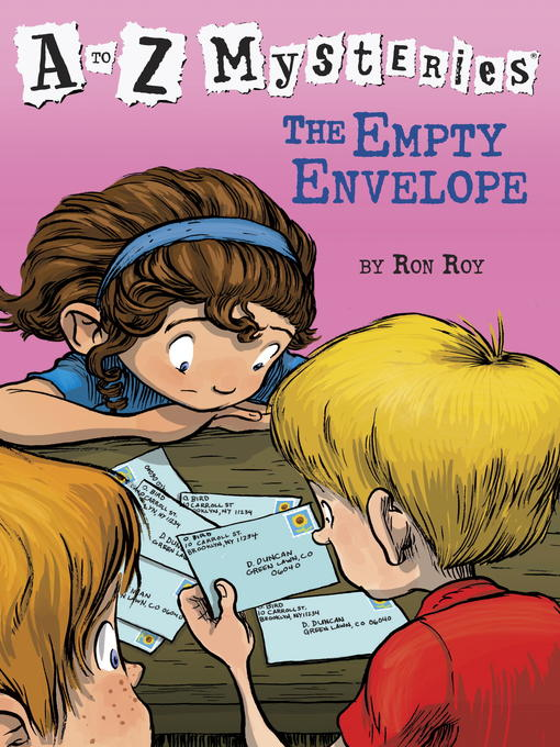 Title details for The Empty Envelope by Ron Roy - Available