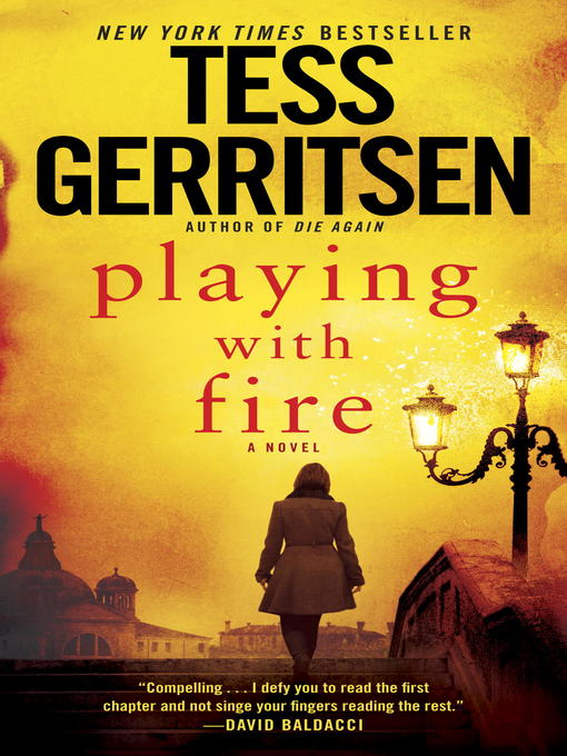 Title details for Playing with Fire by Tess Gerritsen - Wait list