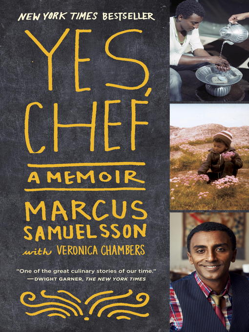 Title details for Yes, Chef by Marcus Samuelsson - Wait list